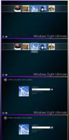 Tela de login concept Win 8 by JoaoFernandoJFMX