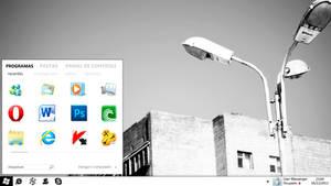 Start Menu Windows 8 by JoaoFernandoJFMX