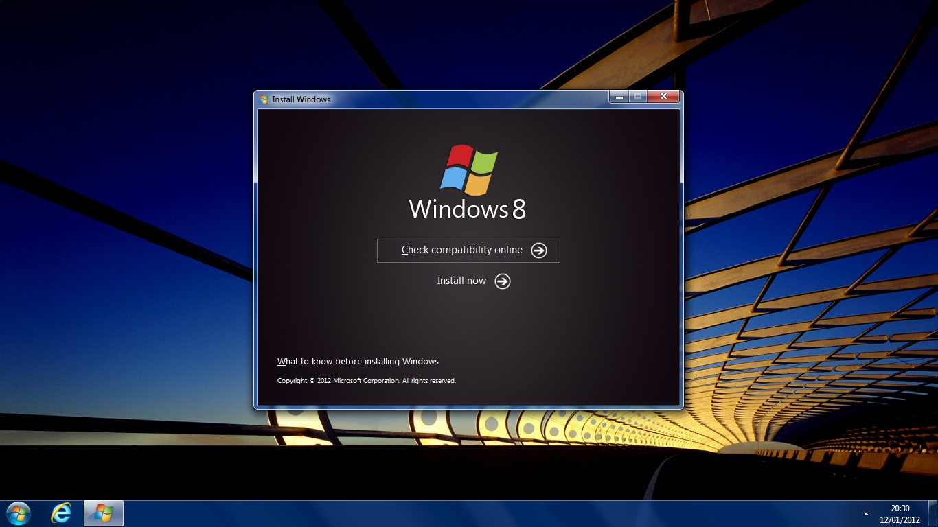 how to set up windows ethernet windows 8
