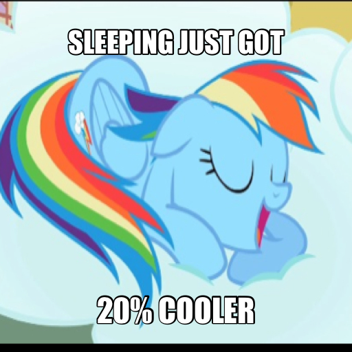 Rainbow dash meme by theoddlydifferentone on deviantart