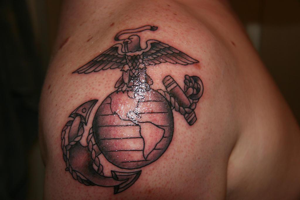 New tattoo - unwrapped