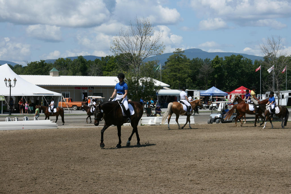 Youth Dressage Festival - equitation by Zephyrra