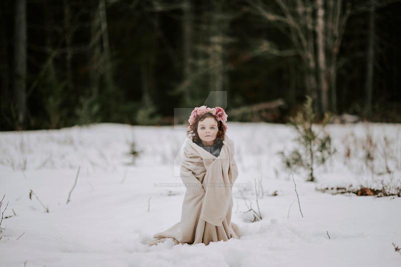 Lilah-1 by SheisprettyStock