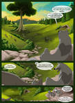 King of Wolves - Sojourn Ch.2 Pg.1 by animeWolffreak23