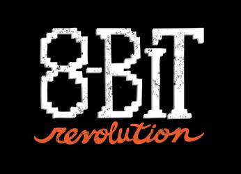8 Bit Revolution by JayRoeder