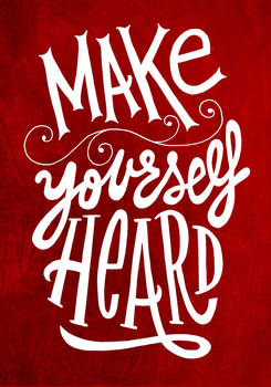Be Heard
