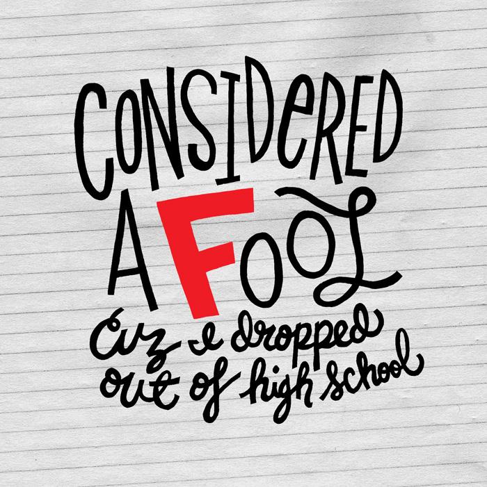 Considered A Fool by JayRoeder