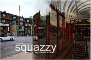 HDR Toronto by squazilla