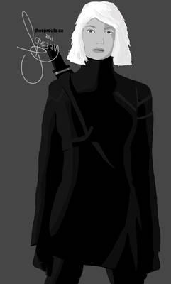 Lasso 18, Raven
