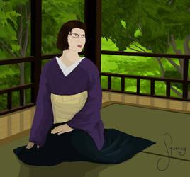 Lasso 20, kimono