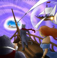 Skyships intro by Meowaffles