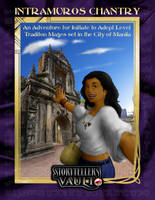 Intramuros Chantry Cover by Meowaffles