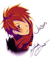 MA : Jason with Color theory