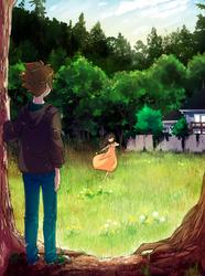 MA: Forgotten pathways by DarkHalo4321
