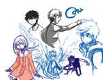 CotU : Doodles