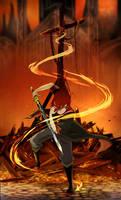 Garo : Leon the Boy Born of Fire