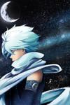 MA : Beneath the pale blue moon