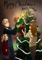 Merry Christmas 2018 by DarkHalo4321