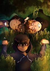 MA : Friendship Trio