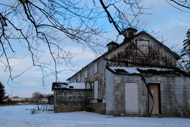 Abandoned Outbuilding