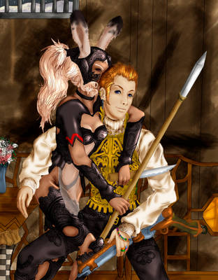 Both Erotic and Deadly by Balthier-x-Fran