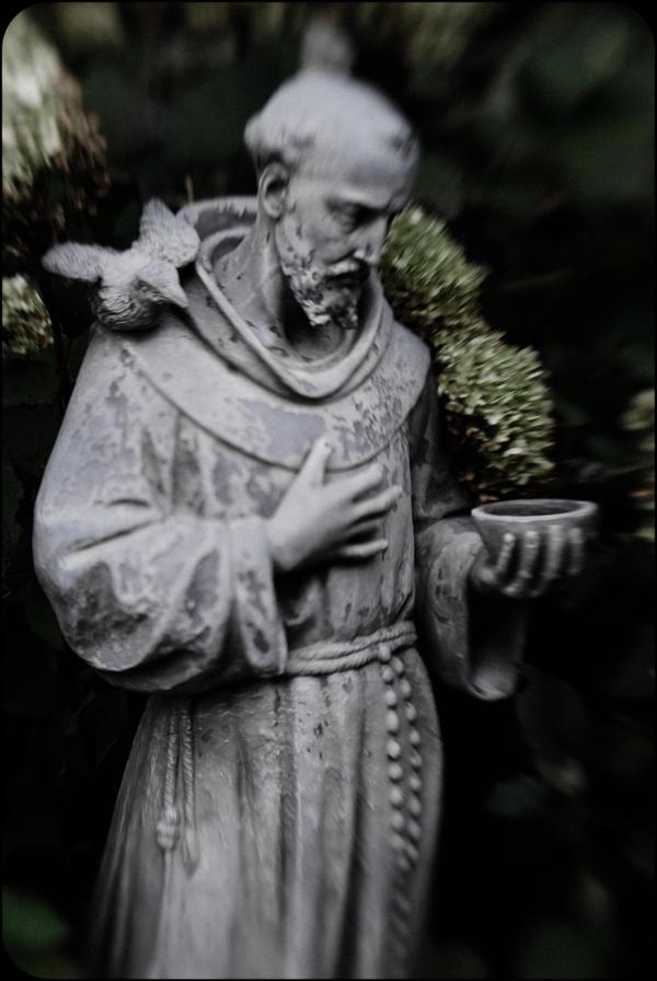 The Saint by myrnajacobs