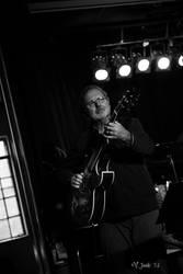 Ron Getz, Guitarist by myrnajacobs
