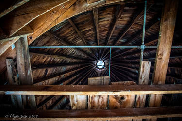 Hole Where the Light Comes In by myrnajacobs