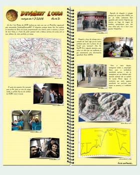 Lousa - Diario de Viagem I