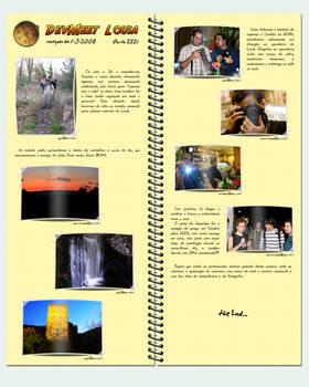 Lousa - Diario de Viagem III