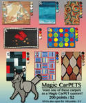 Magic CarPET Palette Designs