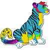 Tiger: Static Pixel