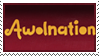 Awolnation Stamp by Yellow-K9