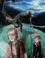 Remus Lupin by MYthology1
