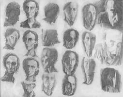 Julian Richings study by MYthology1