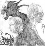 John and Crowley sketch