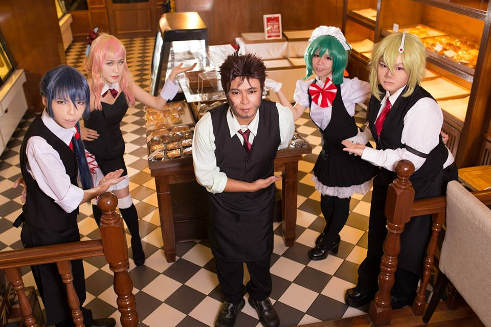 Welcome to Macross Cafe by Akira0617