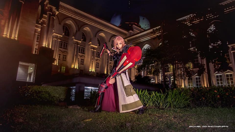 Lightning Returns Final Fantasy XIII by Akira0617