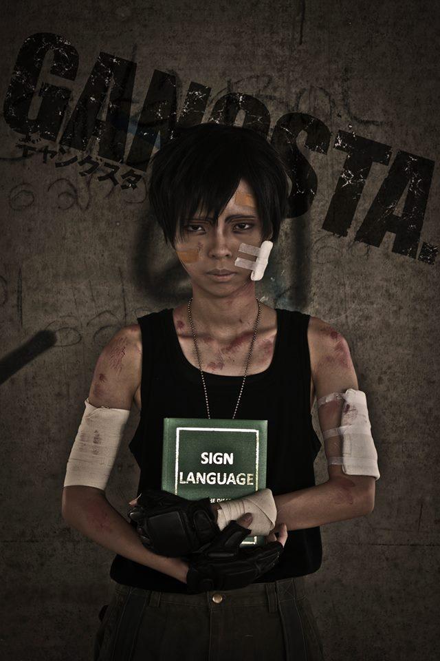 Gangsta Nicolas Brown by Akira0617