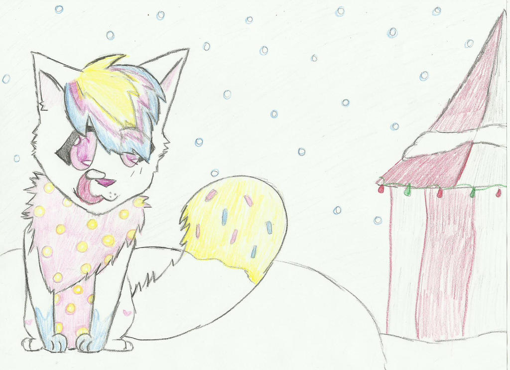 Contest Entry: *moon-ee 's OC Icecream Tail by fictionaloutcomes