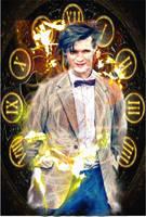 Eleventh Doctor by NightsDeepBreath
