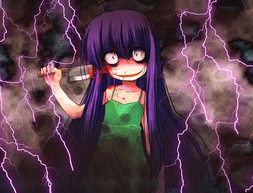 Rika - Higurashi - Anime by ZarakiMew