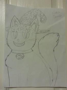 Witch Cat Sarah