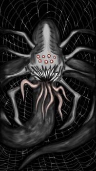 Spider-Snake-worm-something xd