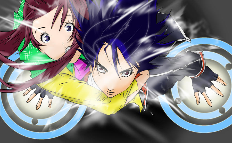 air gear ikki and ringo relationship questions