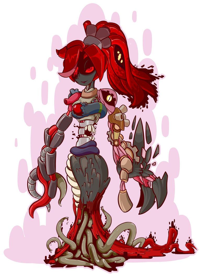 Devil's Machine Rorre by zero93