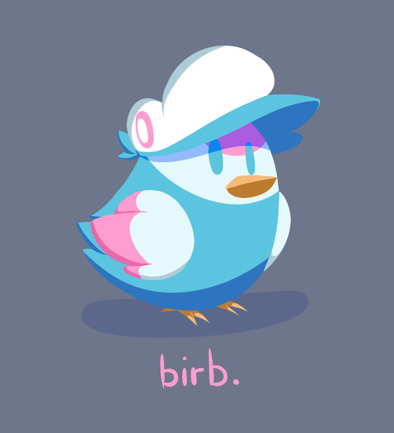 Fly Birb Yomi by zero93