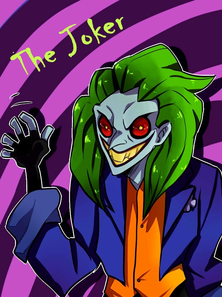 The Joker by ToNDWOo