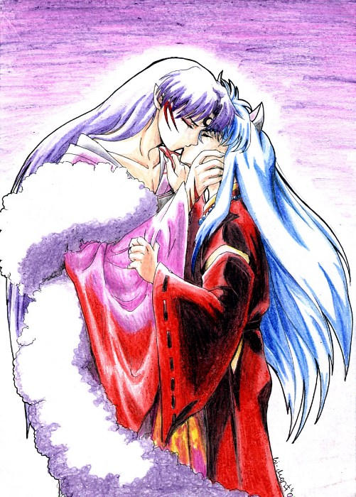 sesshomaru and inuyasha relationship chart
