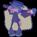 Its Cryptic squid